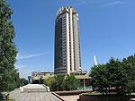 Гостиница Казахстан, Алматы