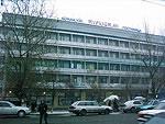 Гостиница Туркестан, Алматы